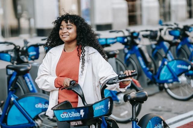 Wo können Sie ein Fahrrad mieten?
